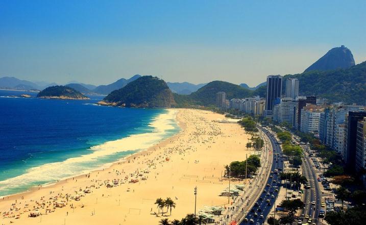 Экономико-географическая характеристика Бразилии