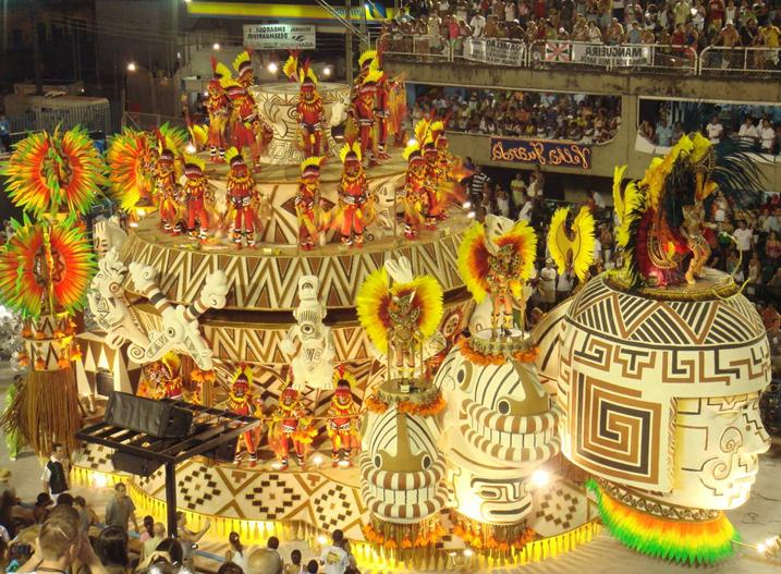 Праздники в Бразилии фото