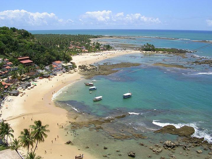 Курорты Бразилии фото