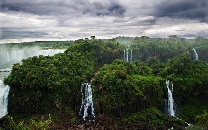 Национальные парки Бразилии