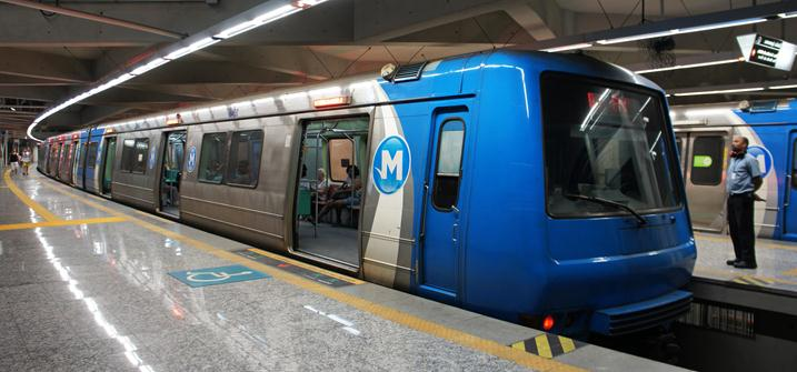 Особенности метро Рио-де-
