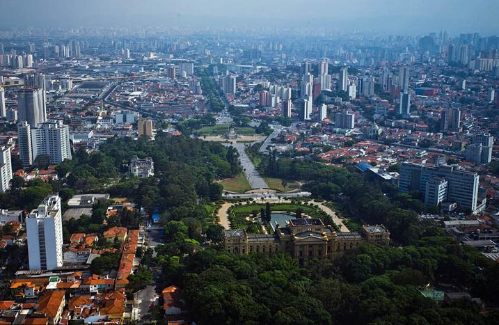 Москва Сан-Паулу фото