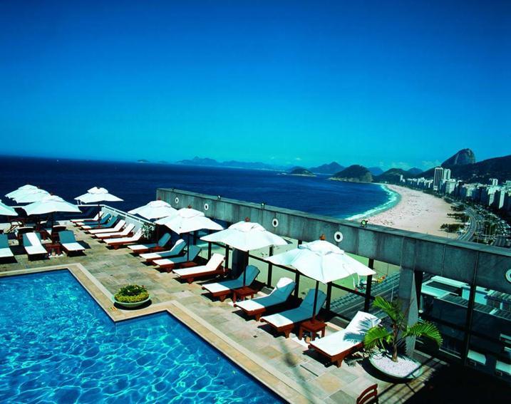 Отели Бразилии