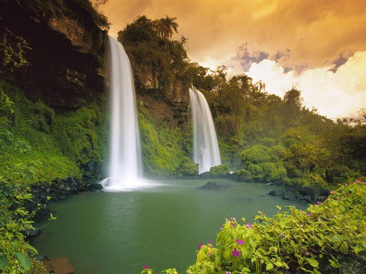 Национальный Парк Игуасу фото