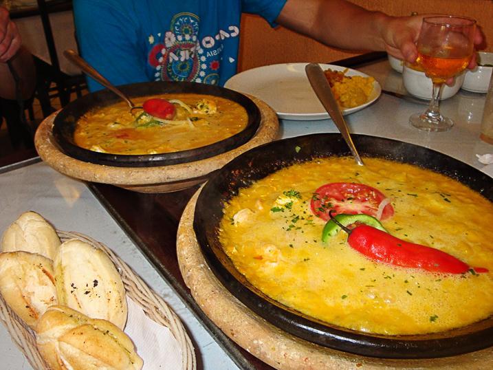 Кухня Бразилии фото
