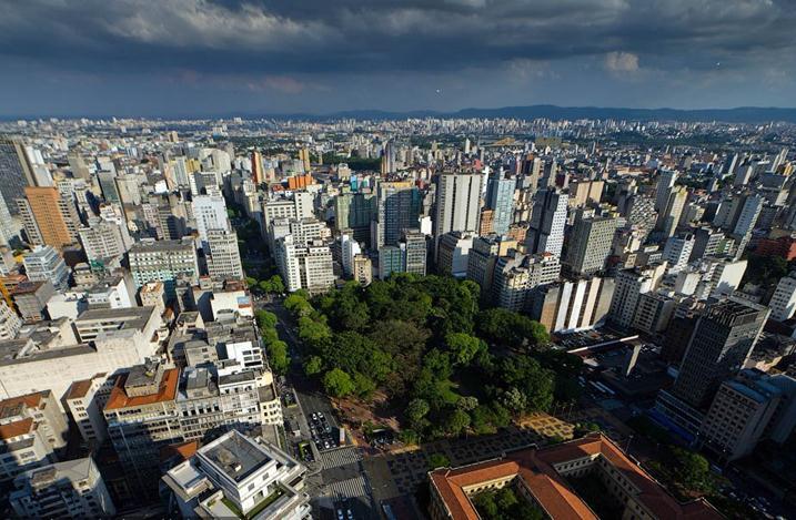 Сан Паулу Бразилия фото
