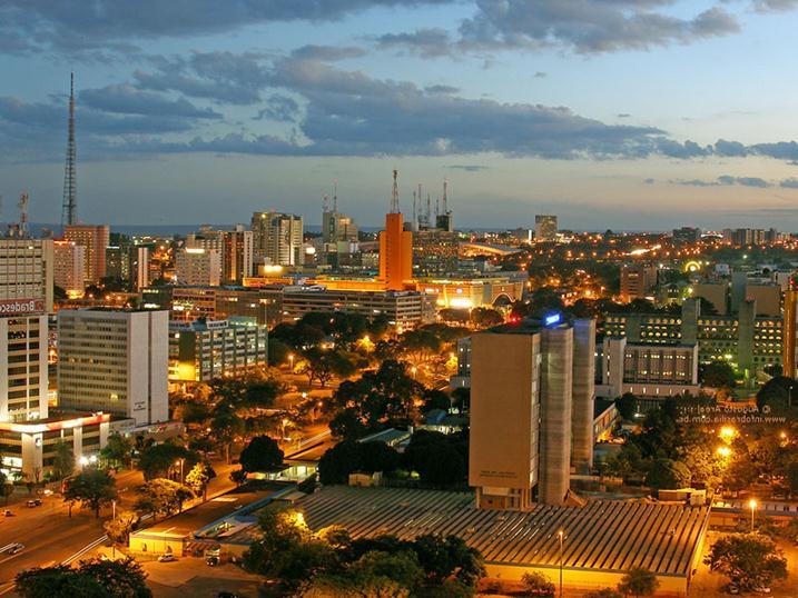 Столица Бразилии фото